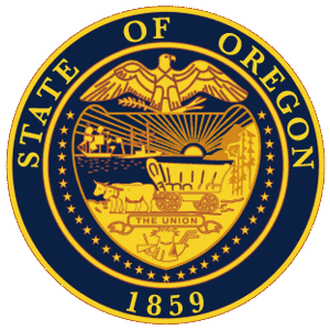 what is oregon state flag