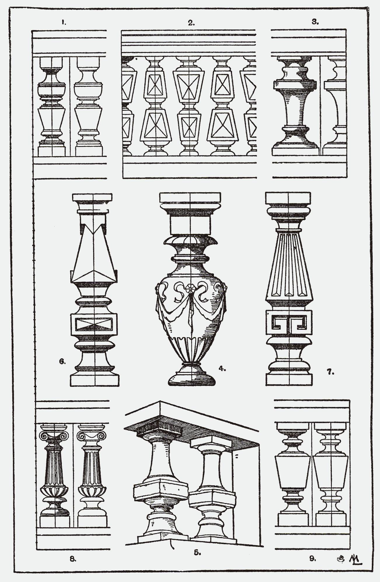 Depiction of Balaustre
