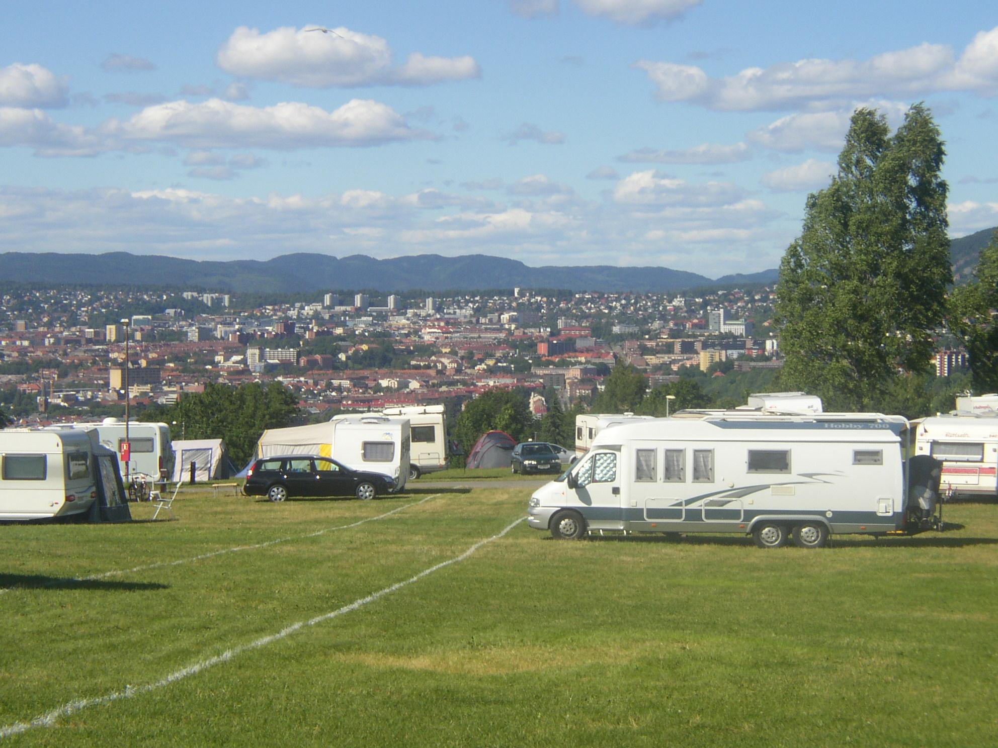Ekeberg camping oslo