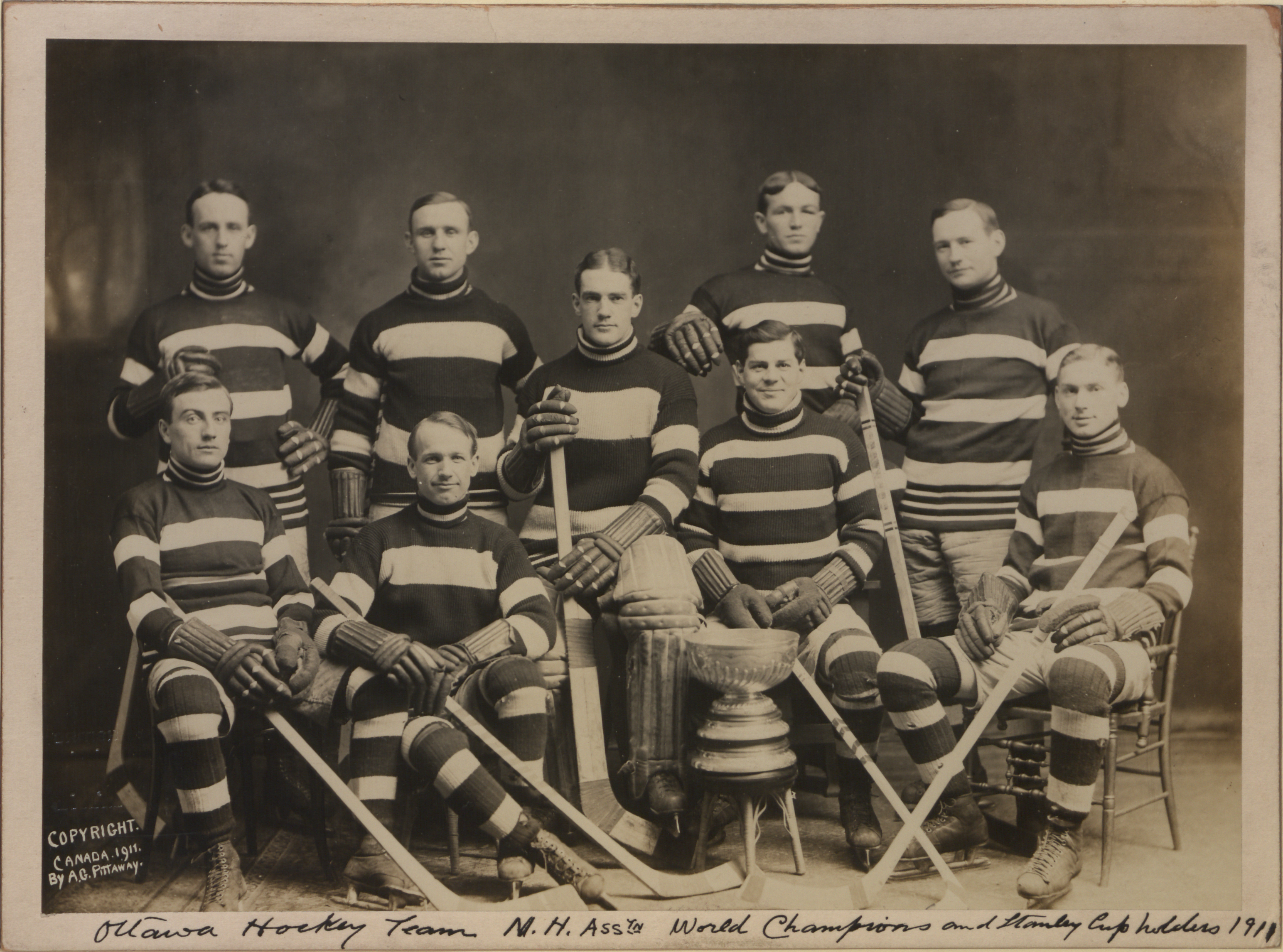 Fred Lake (ice hockey)