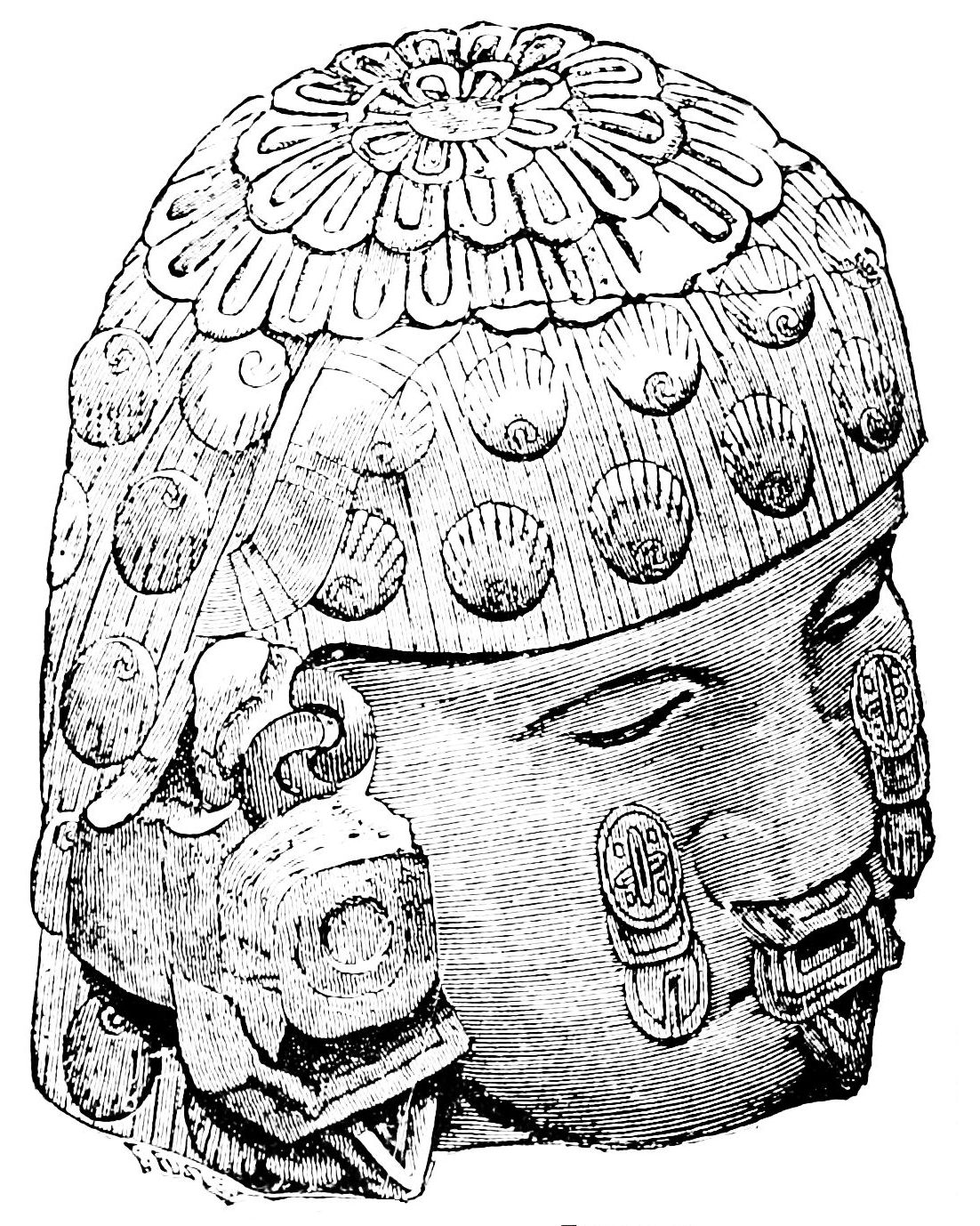 PSM V31 D092 Colossal head of tenango.jpg