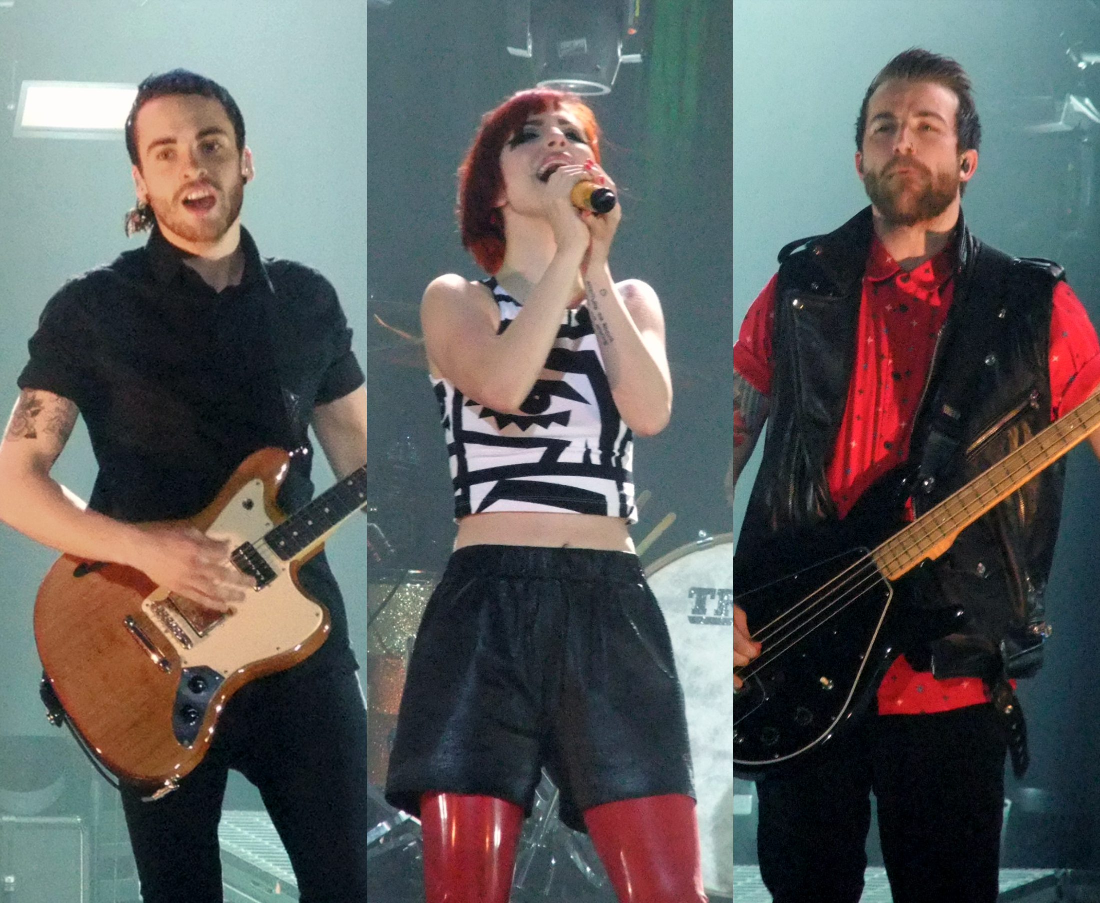File:Paramore 2013.png - Wikimedia Commons Paramore 013