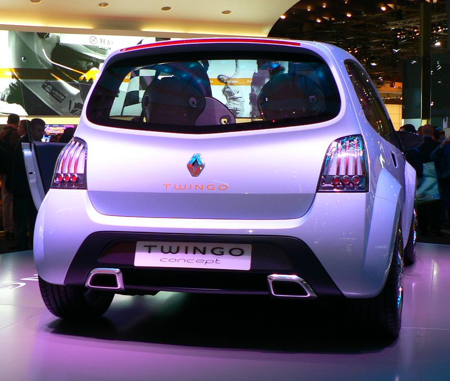 file paris 2006 renault twingo concept 2 jpg wikimedia commons. Black Bedroom Furniture Sets. Home Design Ideas