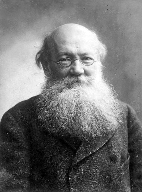 Picture of a book: Kropotkin