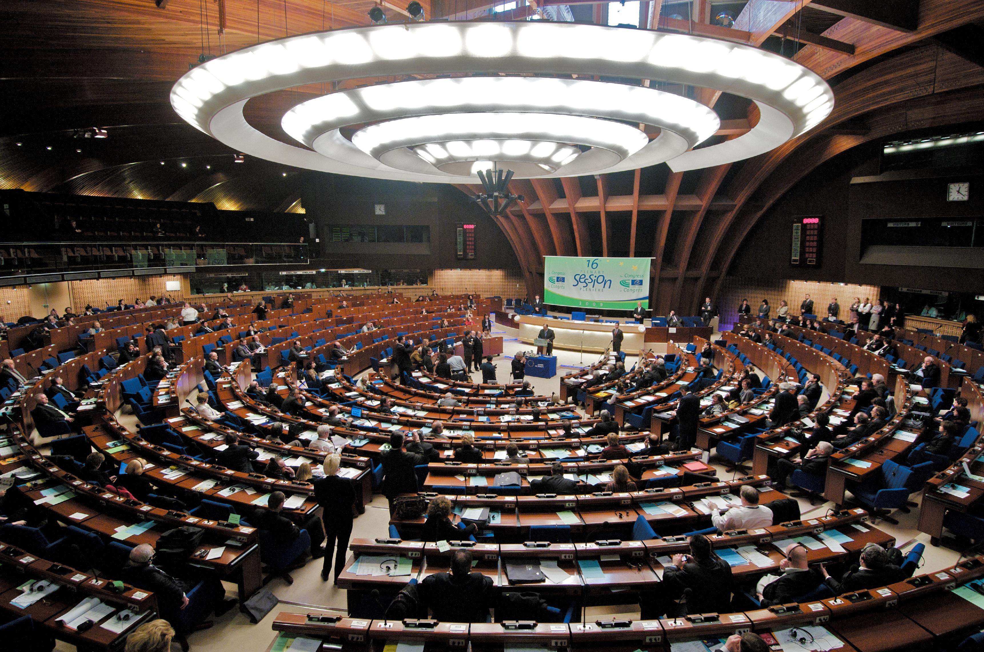 Turquía es miembro fundador del Consejo de Europa, desde 1949.