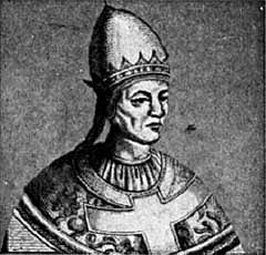 L'attribut alt de cette image est vide, son nom de fichier est Pope_Gregory_VII.jpg.
