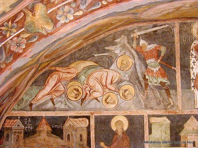 http://upload.wikimedia.org/wikipedia/commons/5/59/Pridvor%2C_Sinaxar%2C10_martie_-_Sf._Mc._Codrat_si_cei_impreuna_cu_el.jpg