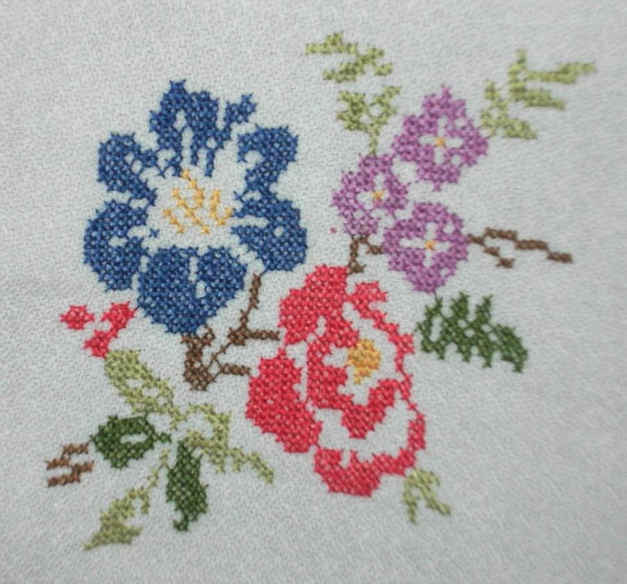 Ficheiro punto de cruz flores wikipedia a enciclopedia libre - Videos de punto de cruz ...