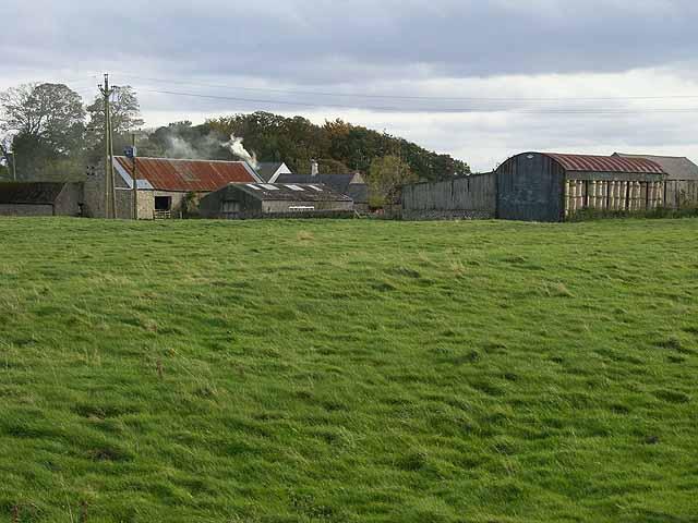 Rudchester Farm - geograph.org.uk - 1028043
