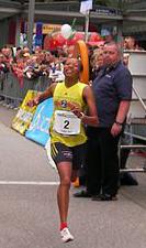 Ruth Wanjiru Kenyan long-distance runner