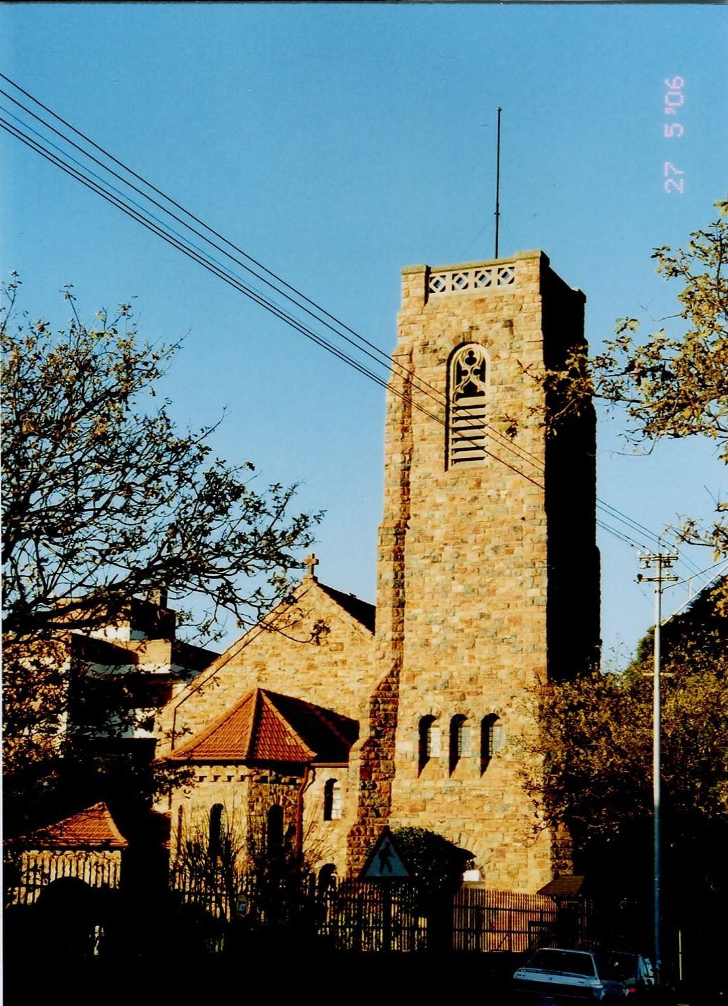 St Aidan S Anglican Church Johannesburg Wikipedia