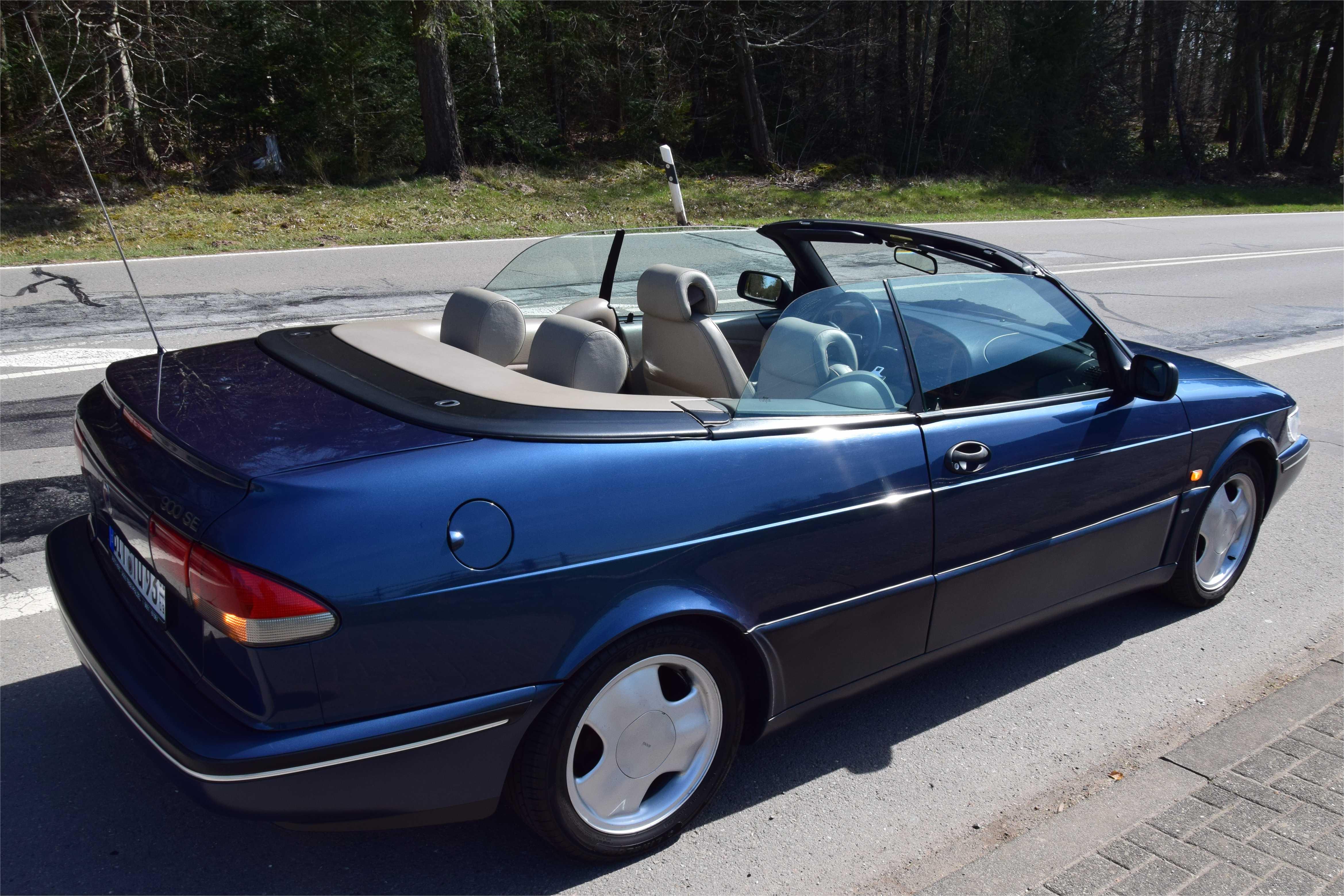 File Saab 900 Ii Turbo Cabriolet 1994 1998 Jpg