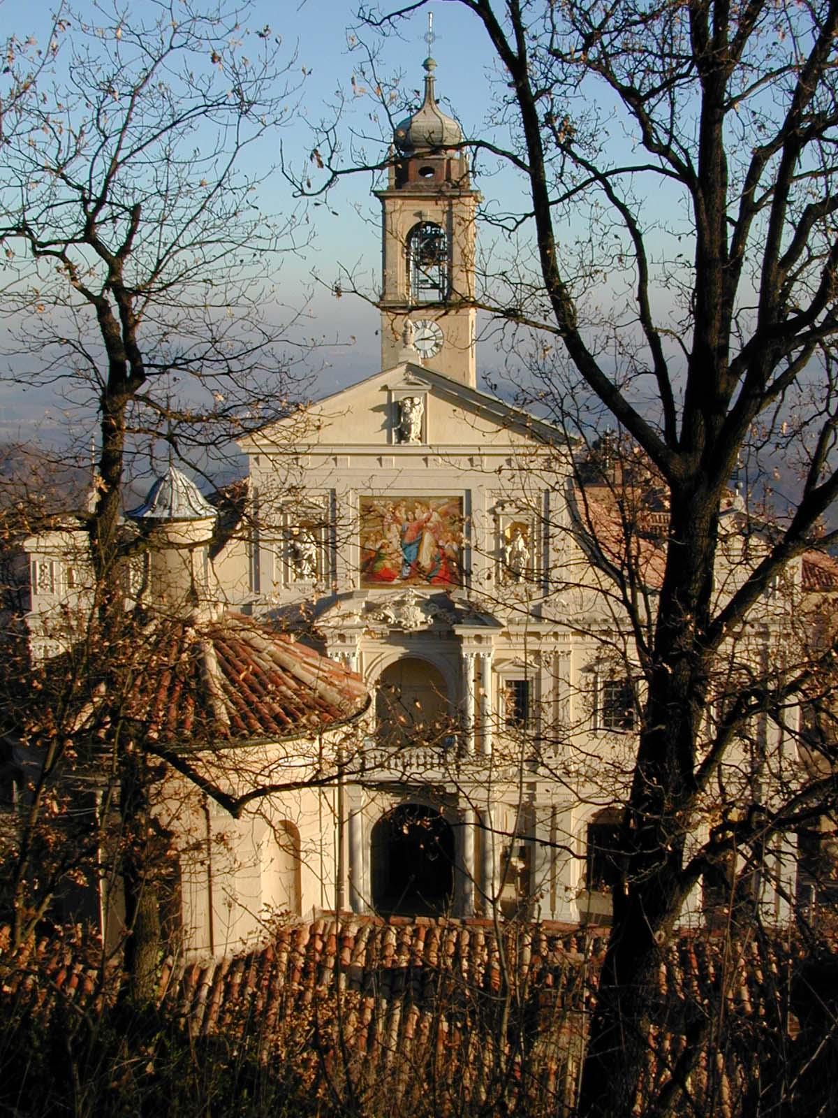 Sacro Monte di Crea - Wikipedia