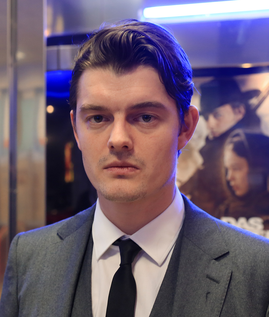 Sam Riley Wife Sam Riley Das Finstere Tal