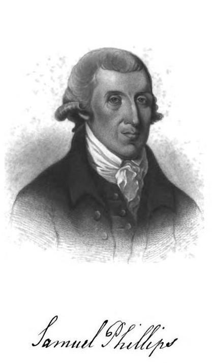 Samuel Phillips Jr