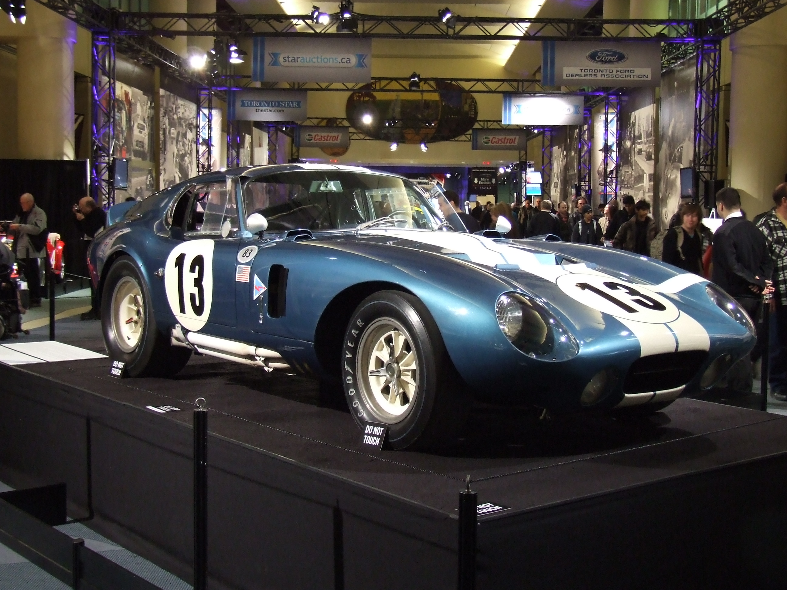 Shelby Daytona Coupe >> Shelby Daytona Wikipedia