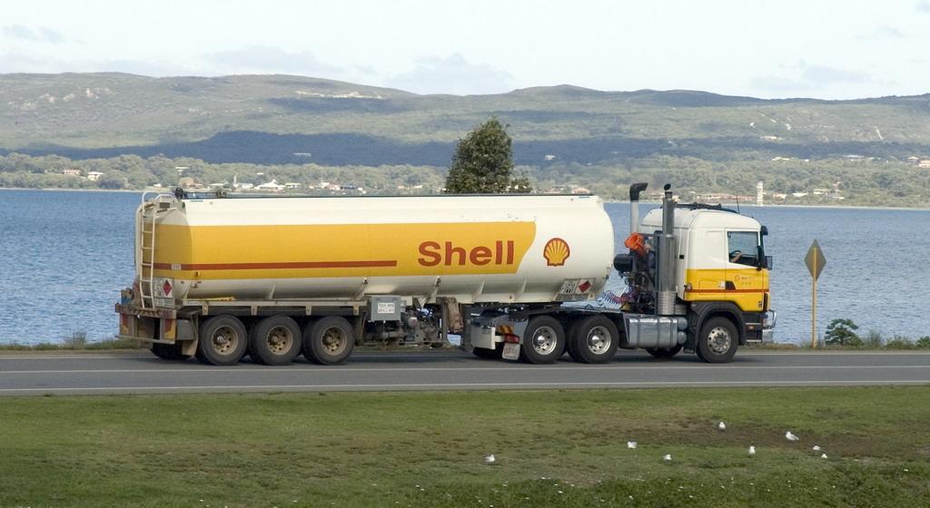 File:Shell tanker truck.jpg
