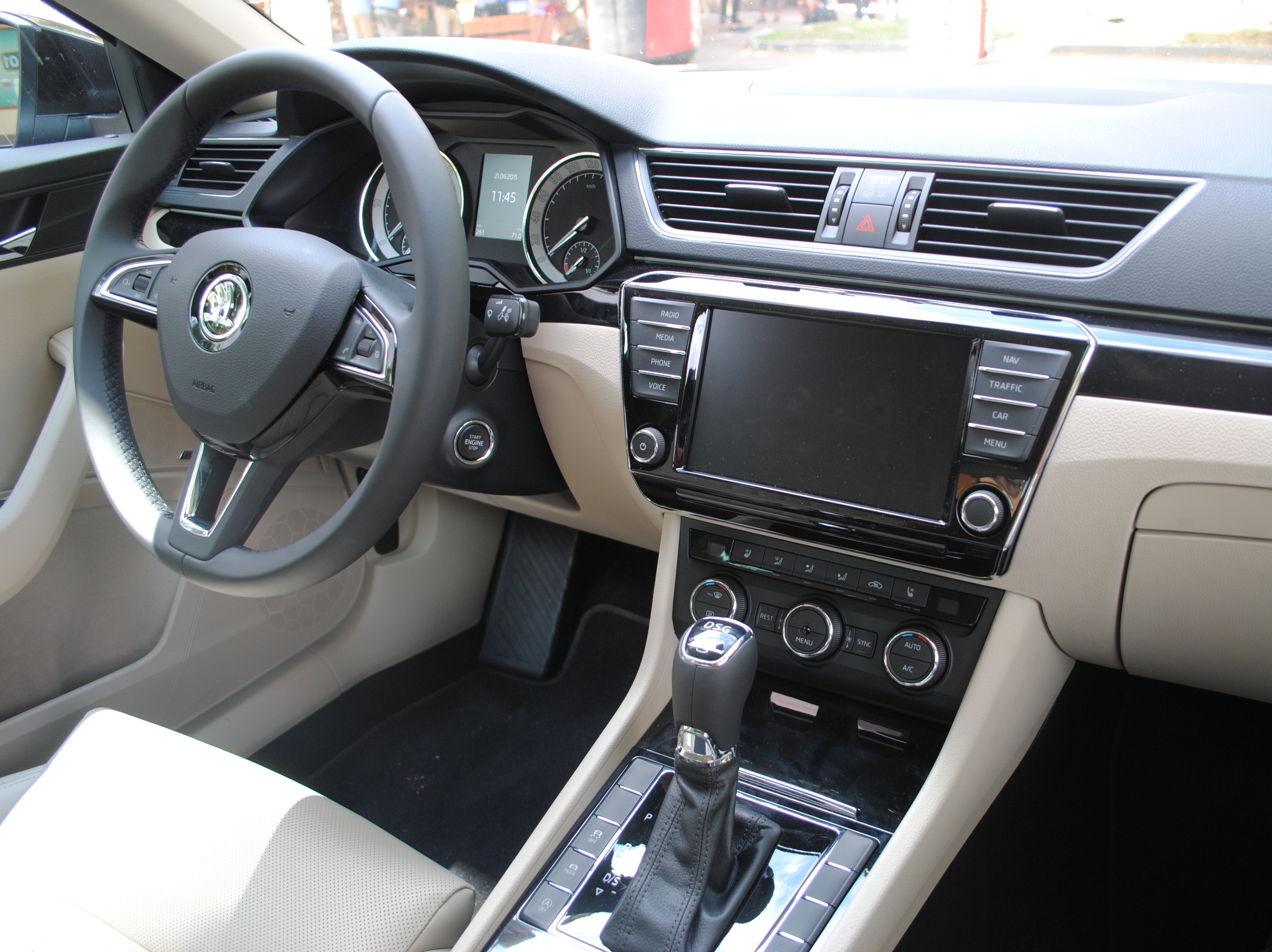 superb skoda interiors