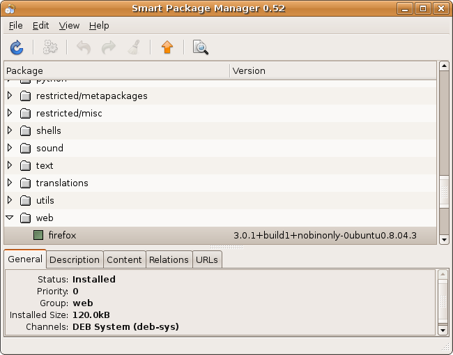smart package manager � wikipedia