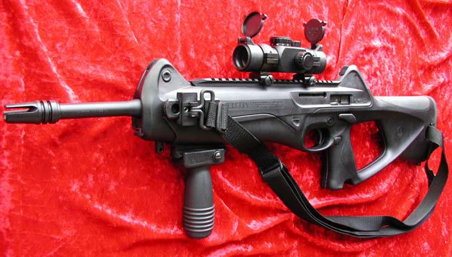 pistol carbine