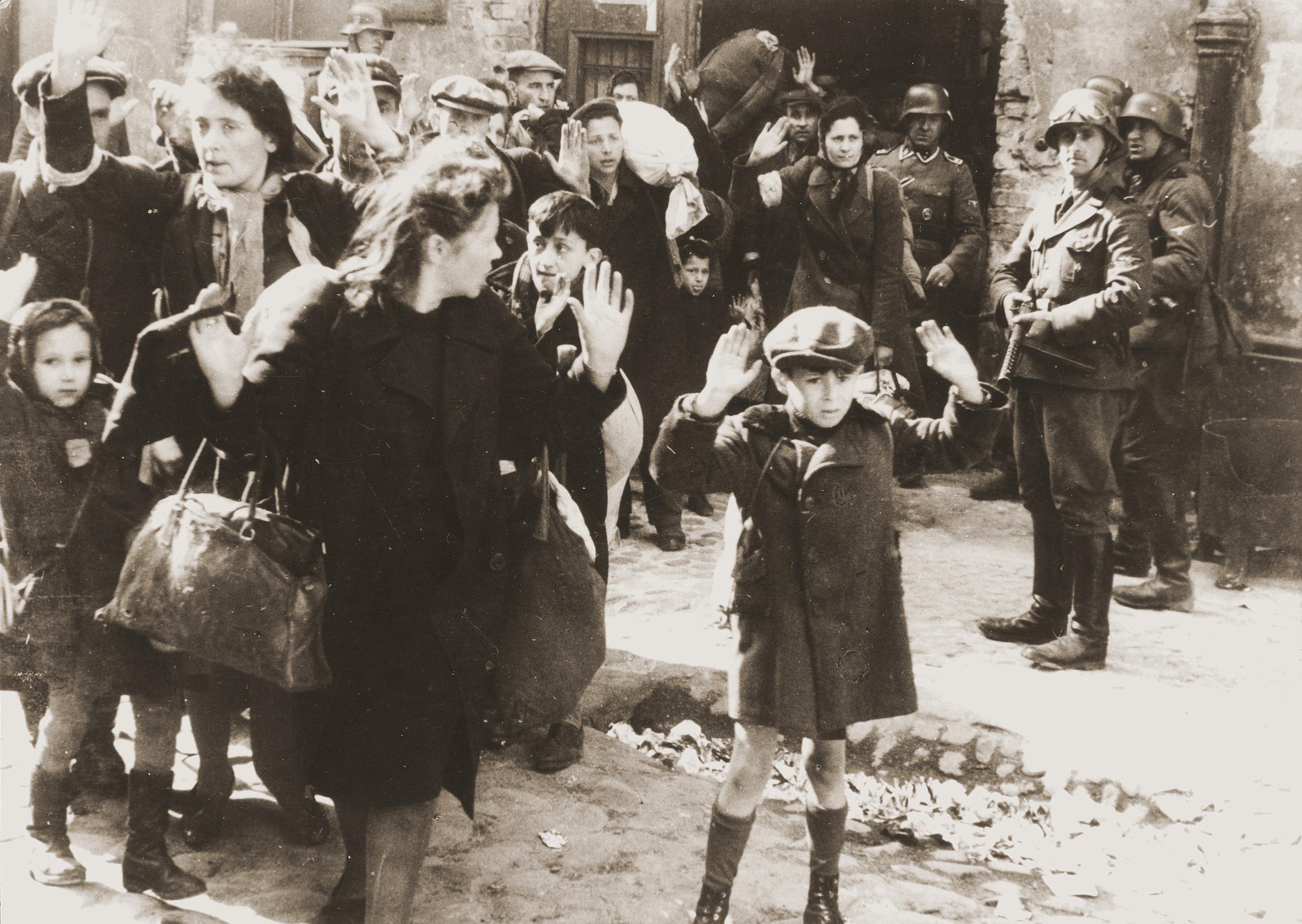 Soulèvement du ghetto de Varsovie