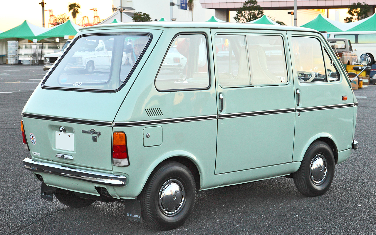 Suzuki Carry For Sale New Zealand