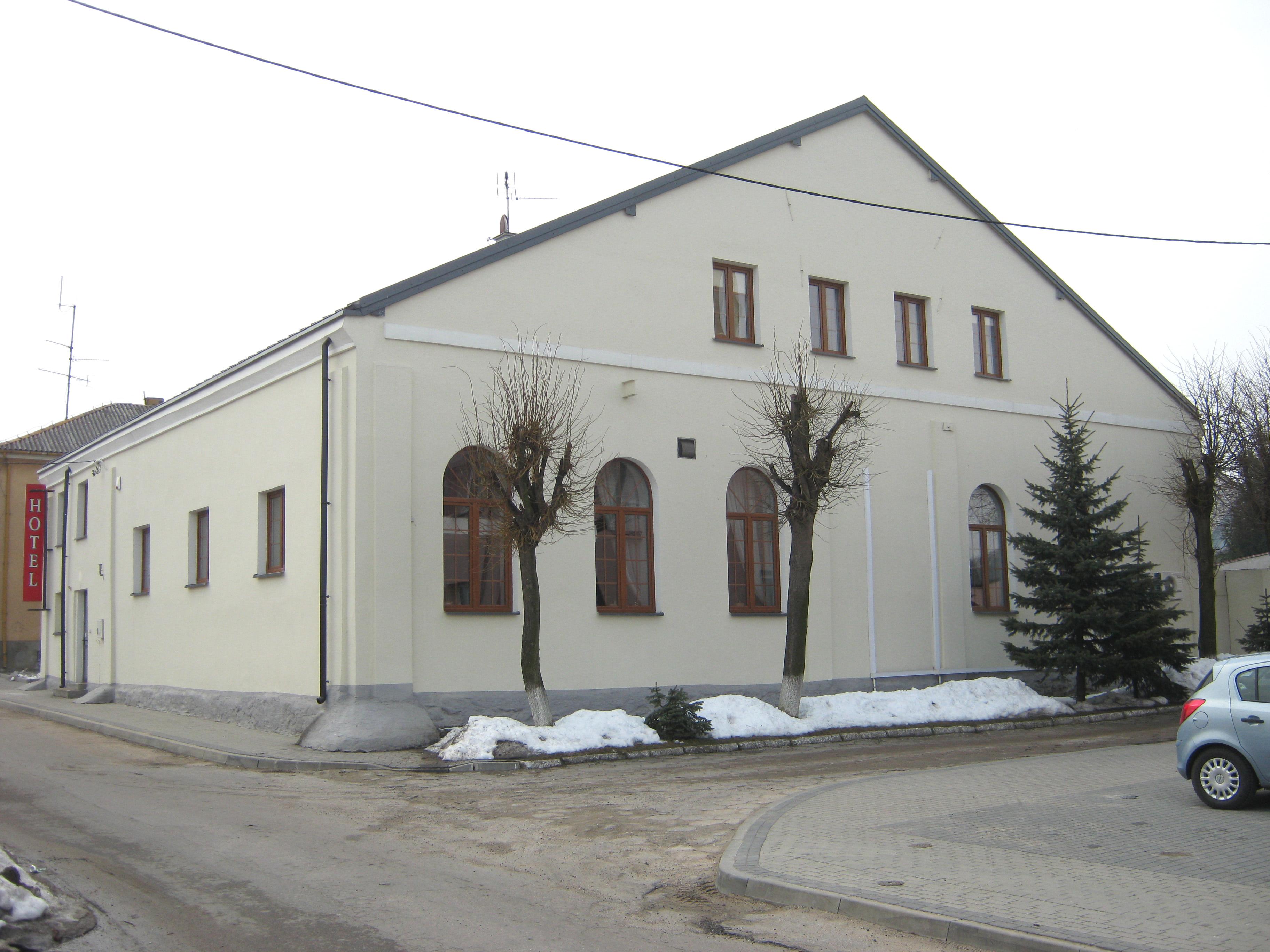 Kolno sinagoga