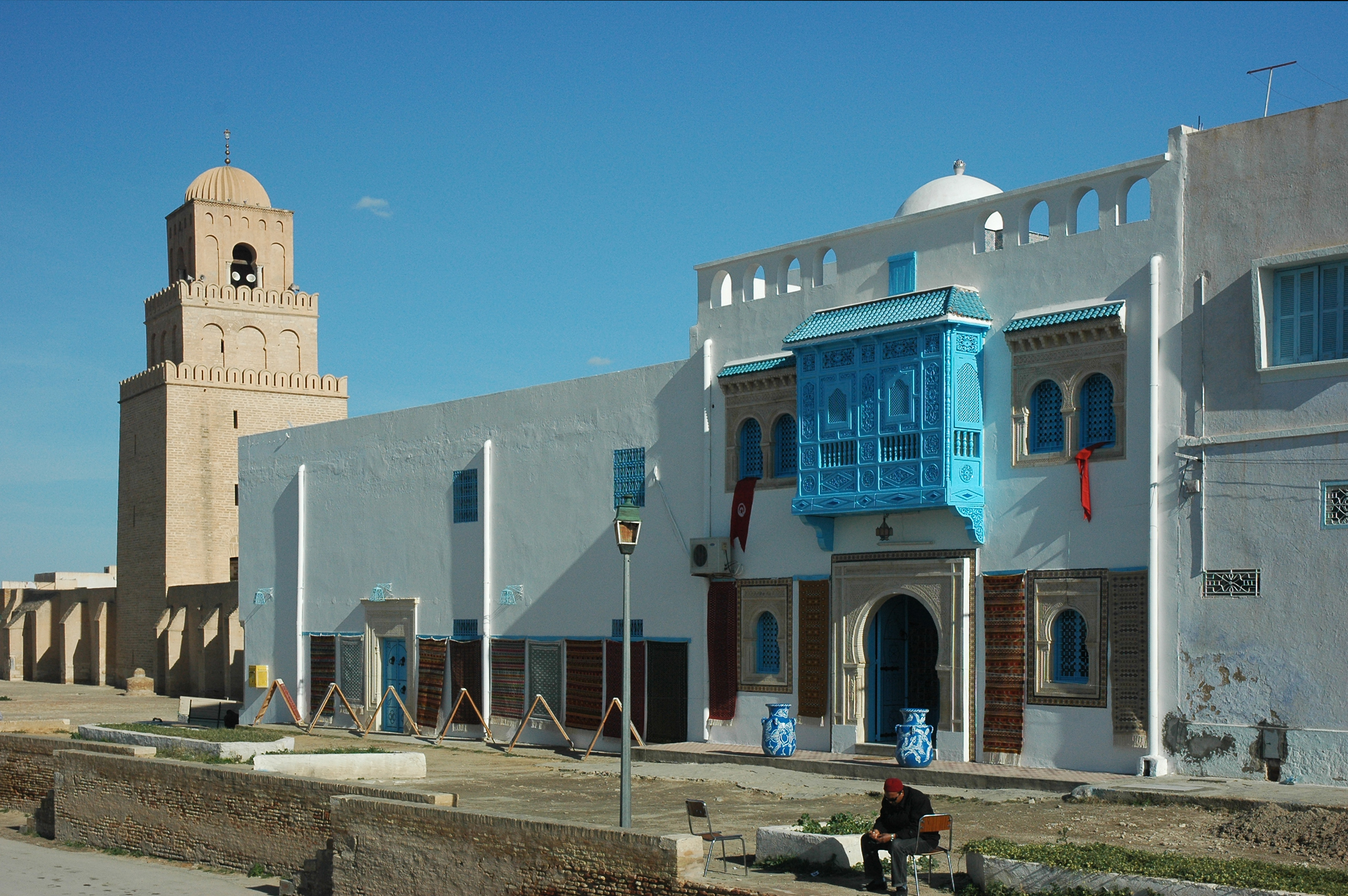 Kairouan Tunisie File:tunisie Kairouan 01.jpg