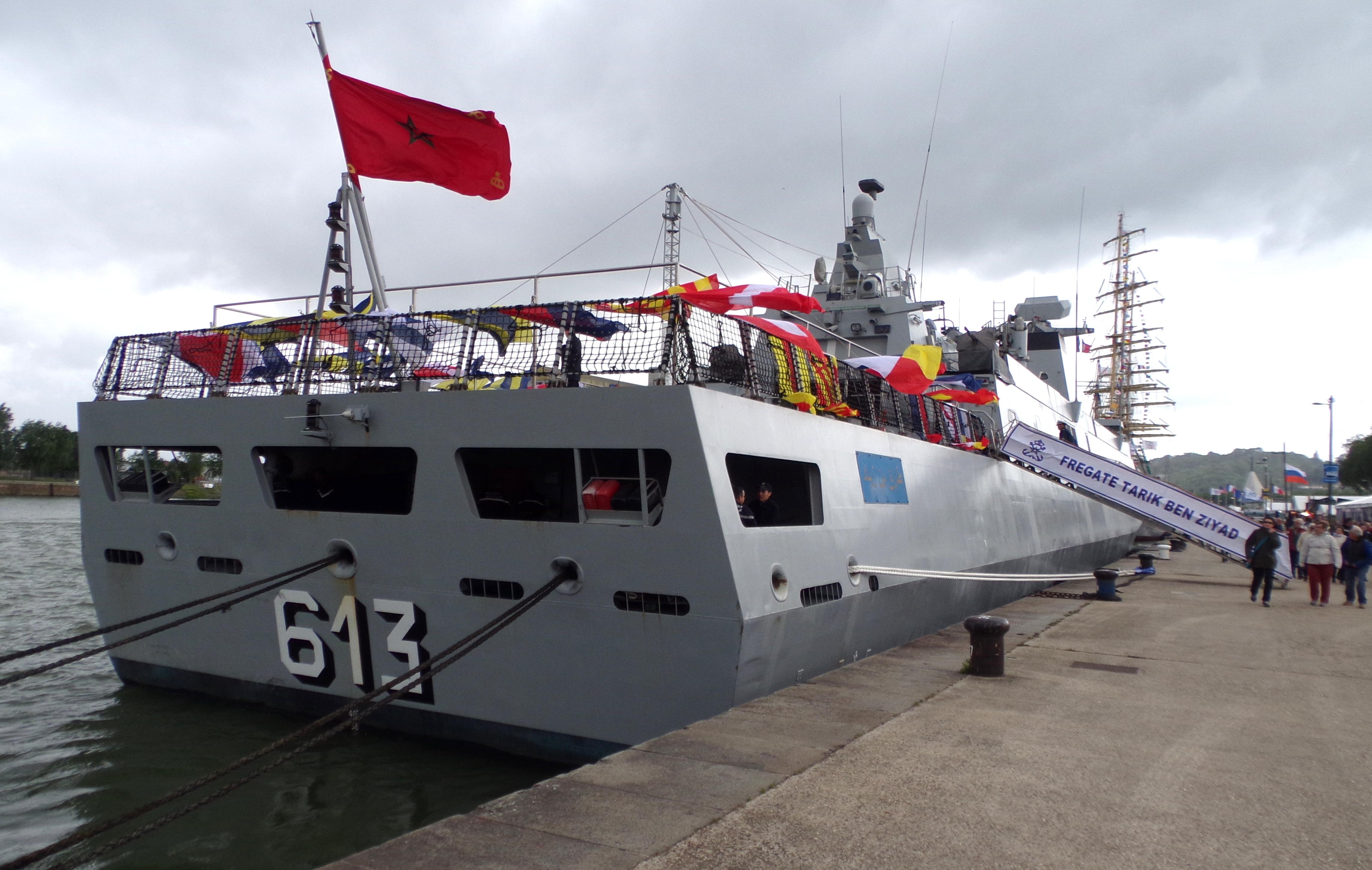 Armada de Rouen 2019 Tarik_Ben_Ziad099