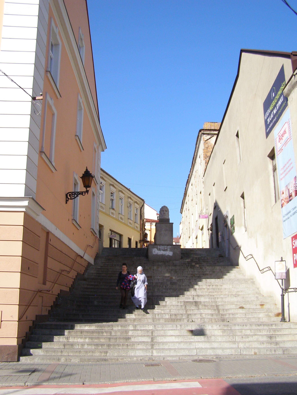 File Tarnow Wielkie Schody Jpg Wikimedia Commons