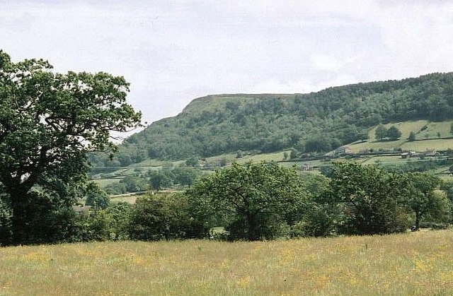 The Cloud - geograph.org.uk - 497104