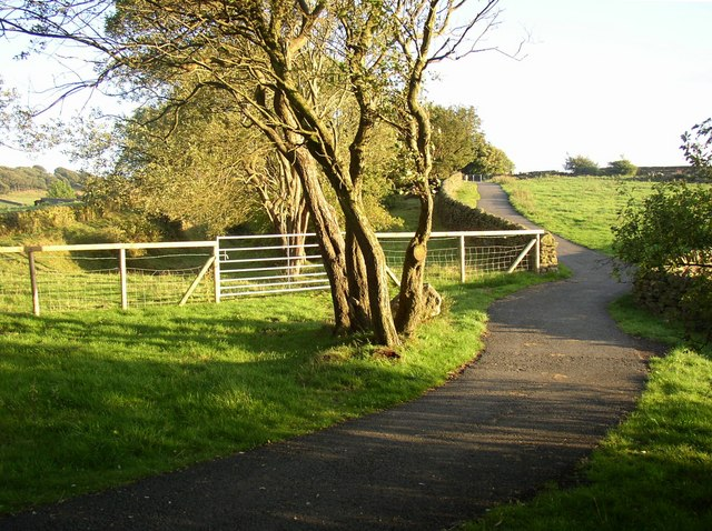 The Great Northern Trail, Wilsden - geograph.org.uk - 224410