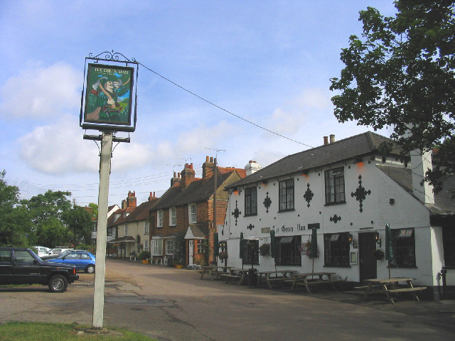 The green man pub coupons
