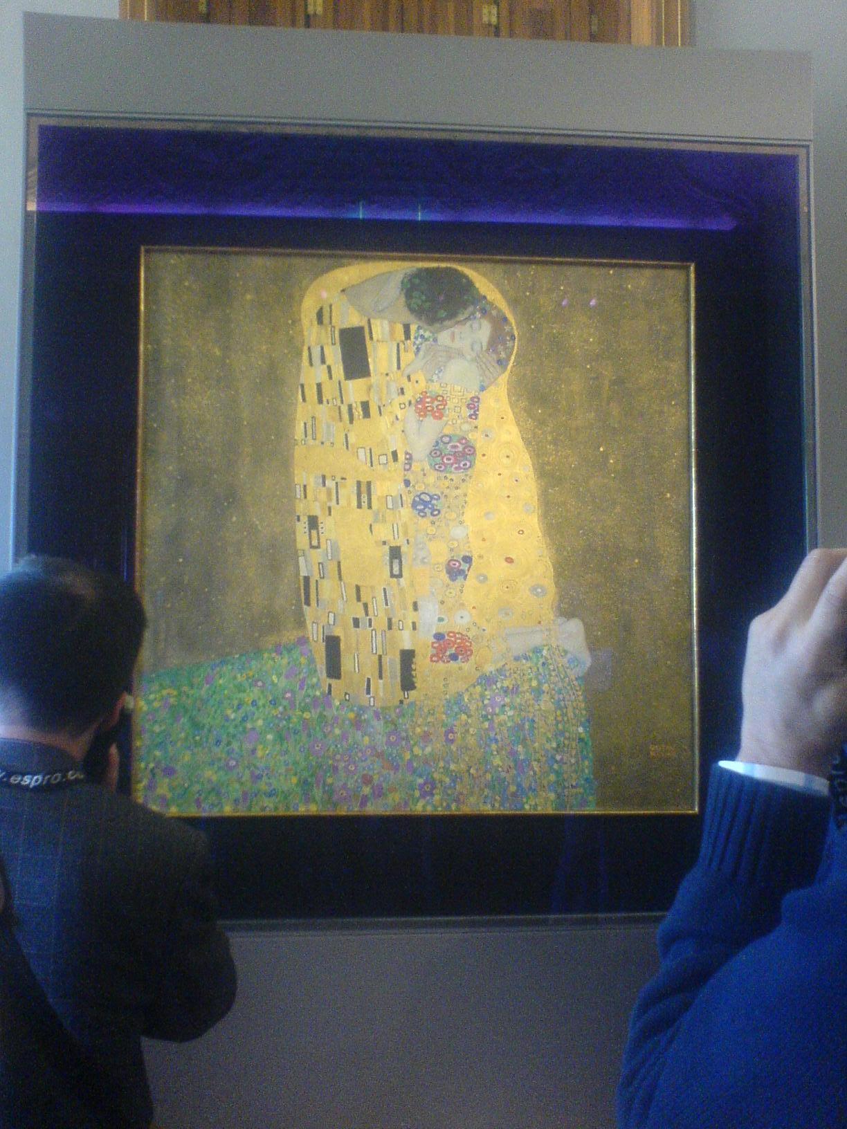 File:The Kiss by Gustav Klimt.jpg
