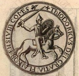 Thierry, Count of Flanders