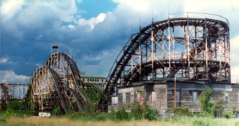 Abandoned Coney Island