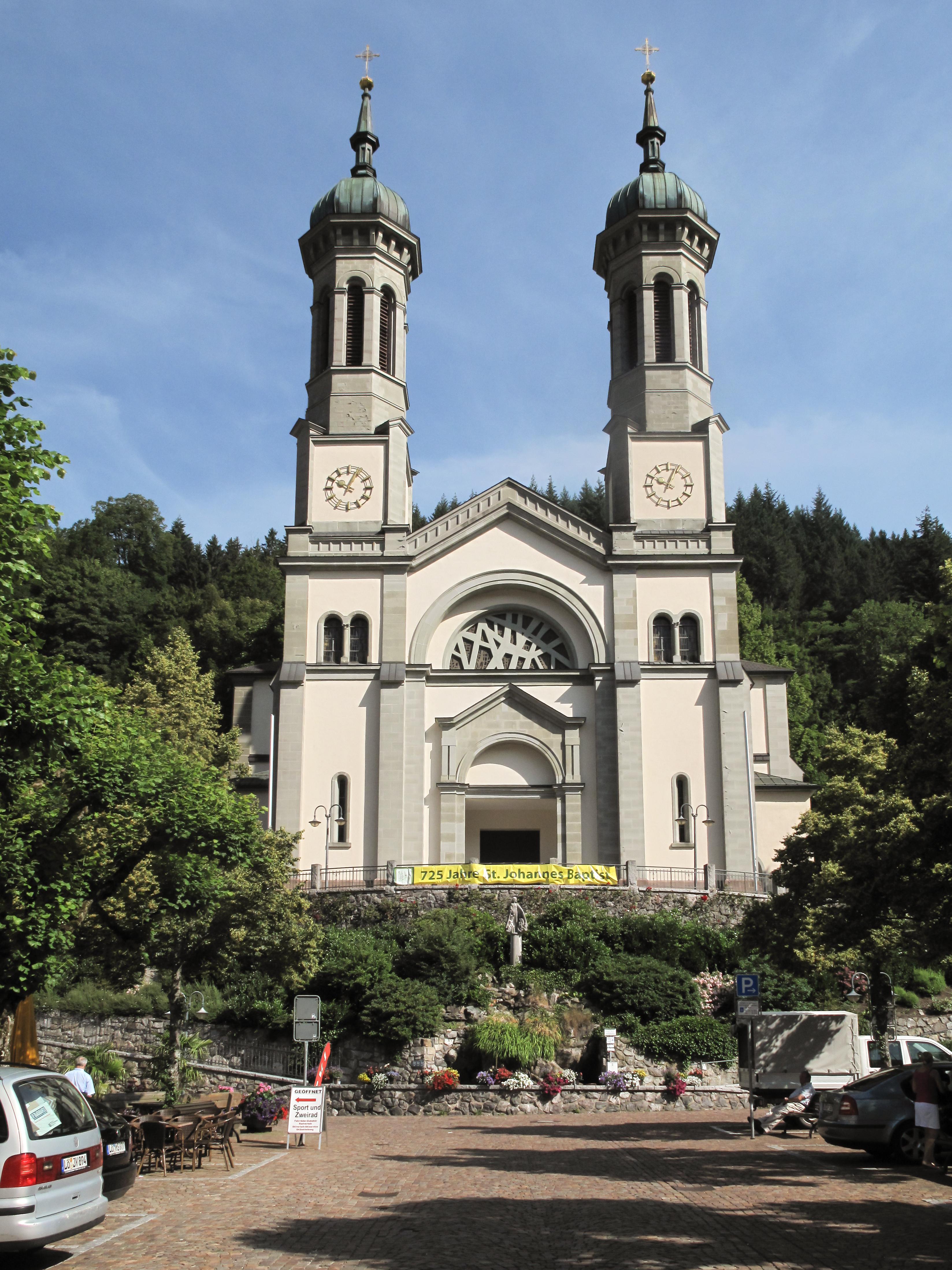 Filetodtnau, Die Sankt Johannes Der Täuferkirche Positie2