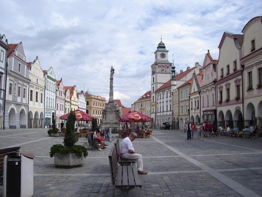 Třeboň - Wikipedia