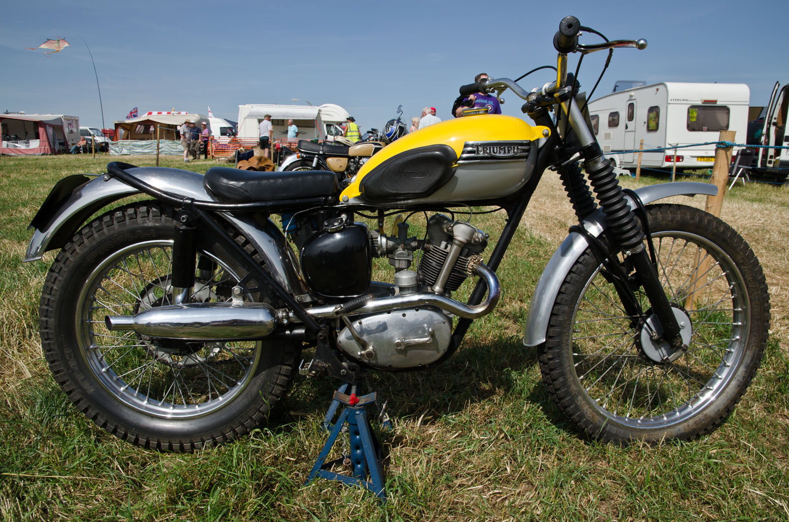 File Triumph T20 Tiger Cub Trials 1963 Jpg