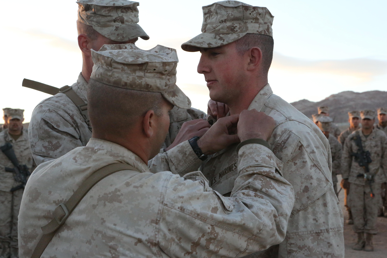 File:U.S. Marine Corps Sgt. Steven Hanson an assault man, with 1st ...
