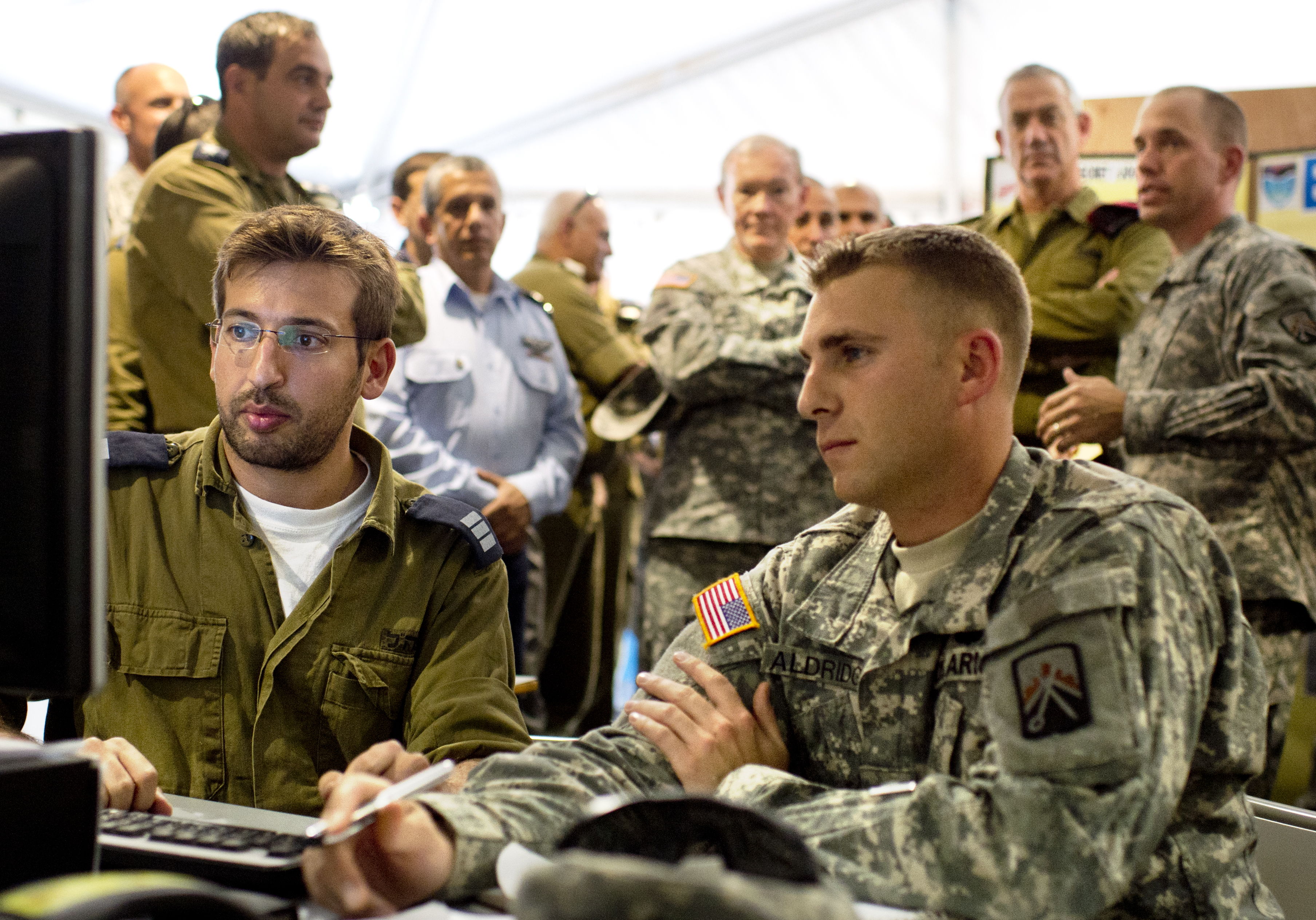 Image result for israel and us military work together