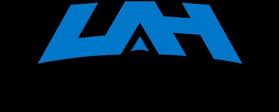 Logo of University of Alabama in Huntsville