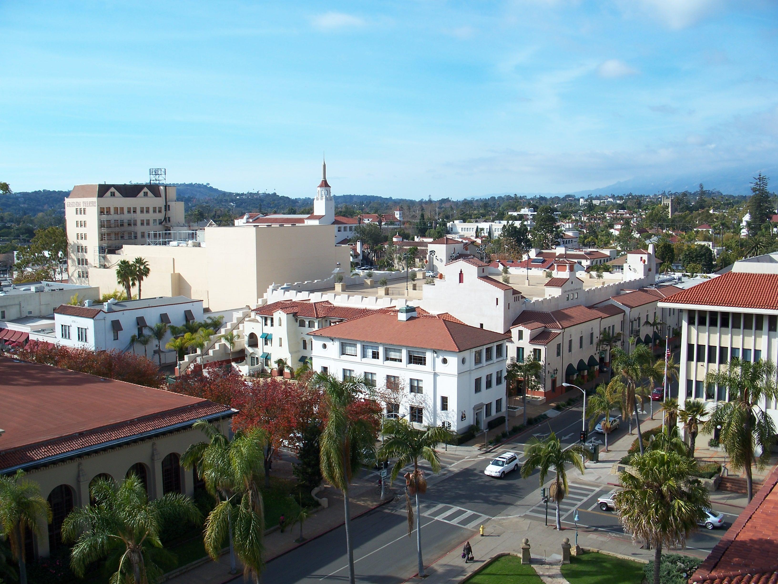 santa barbara california location  santa  get free image