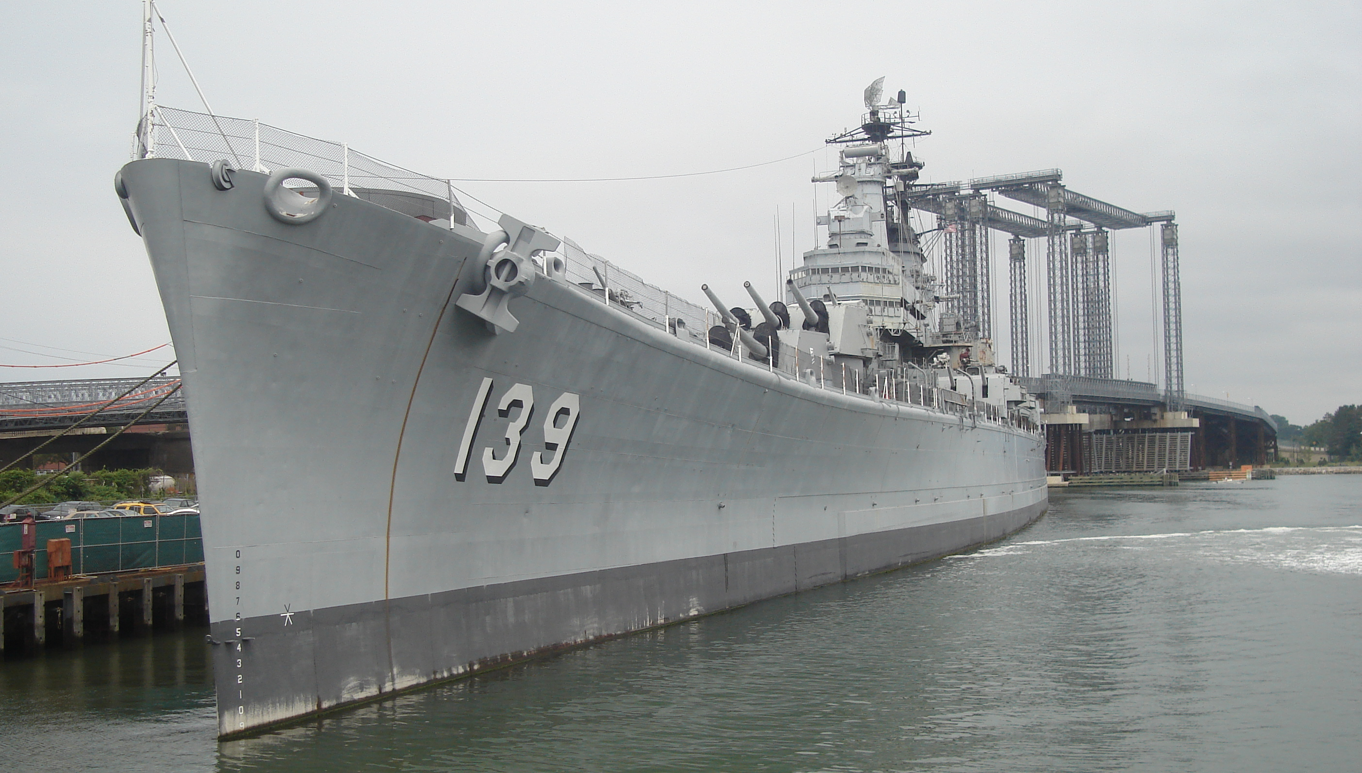 United States Naval Shipbuilding Museum