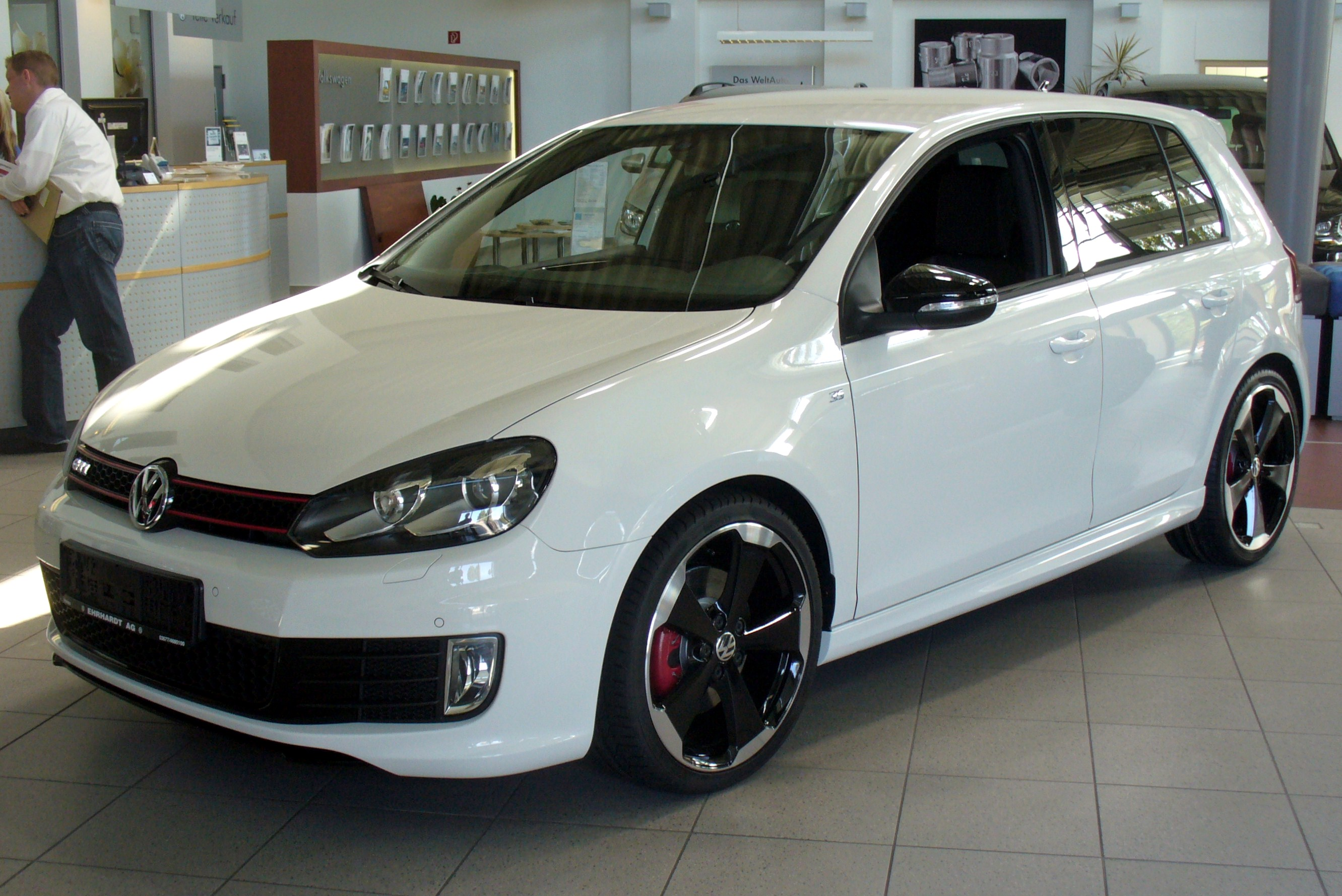File:VW Golf VI GTI Edition 35.JPG - Wikimedia Commons