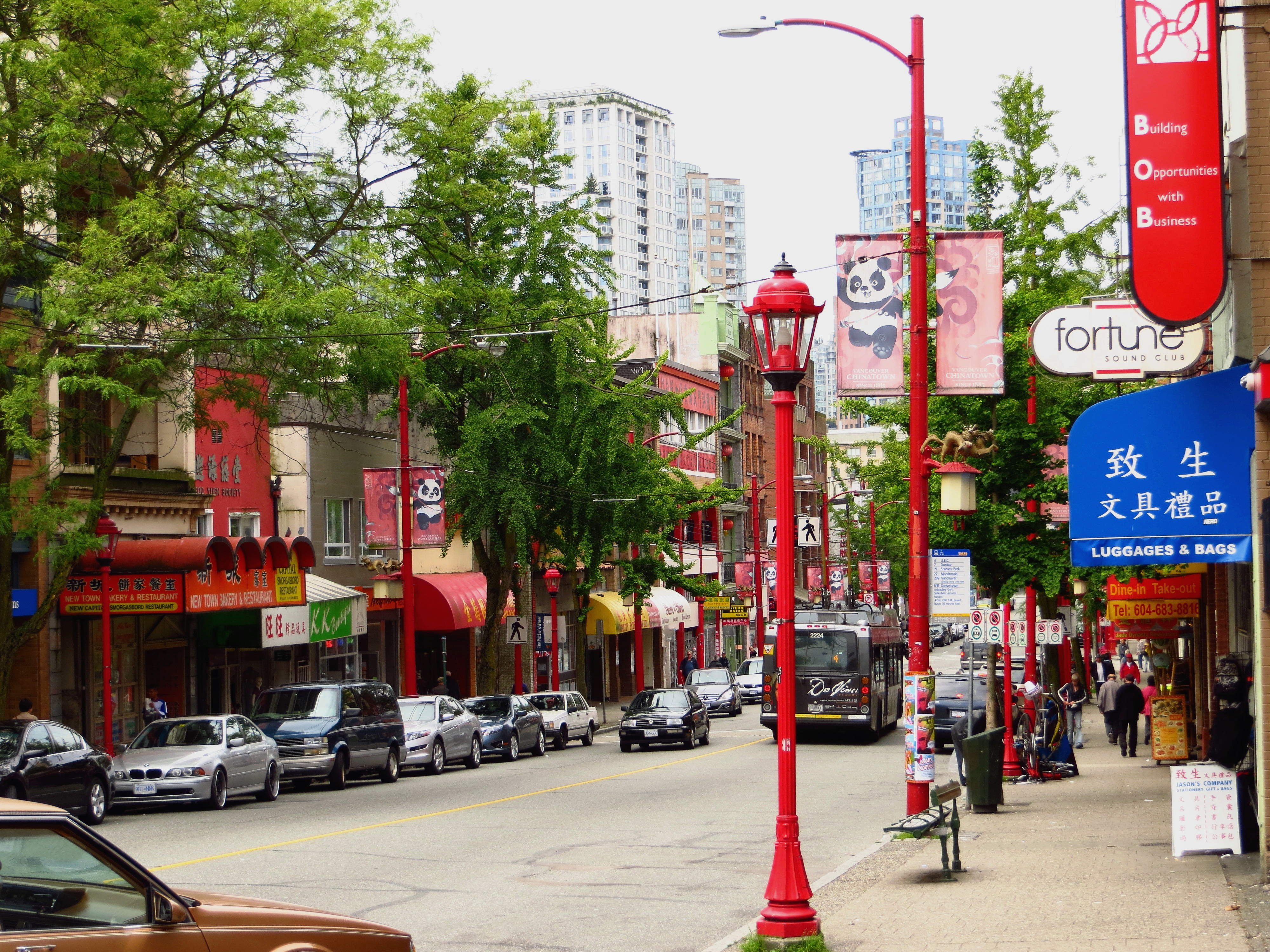 Dating in chinatown