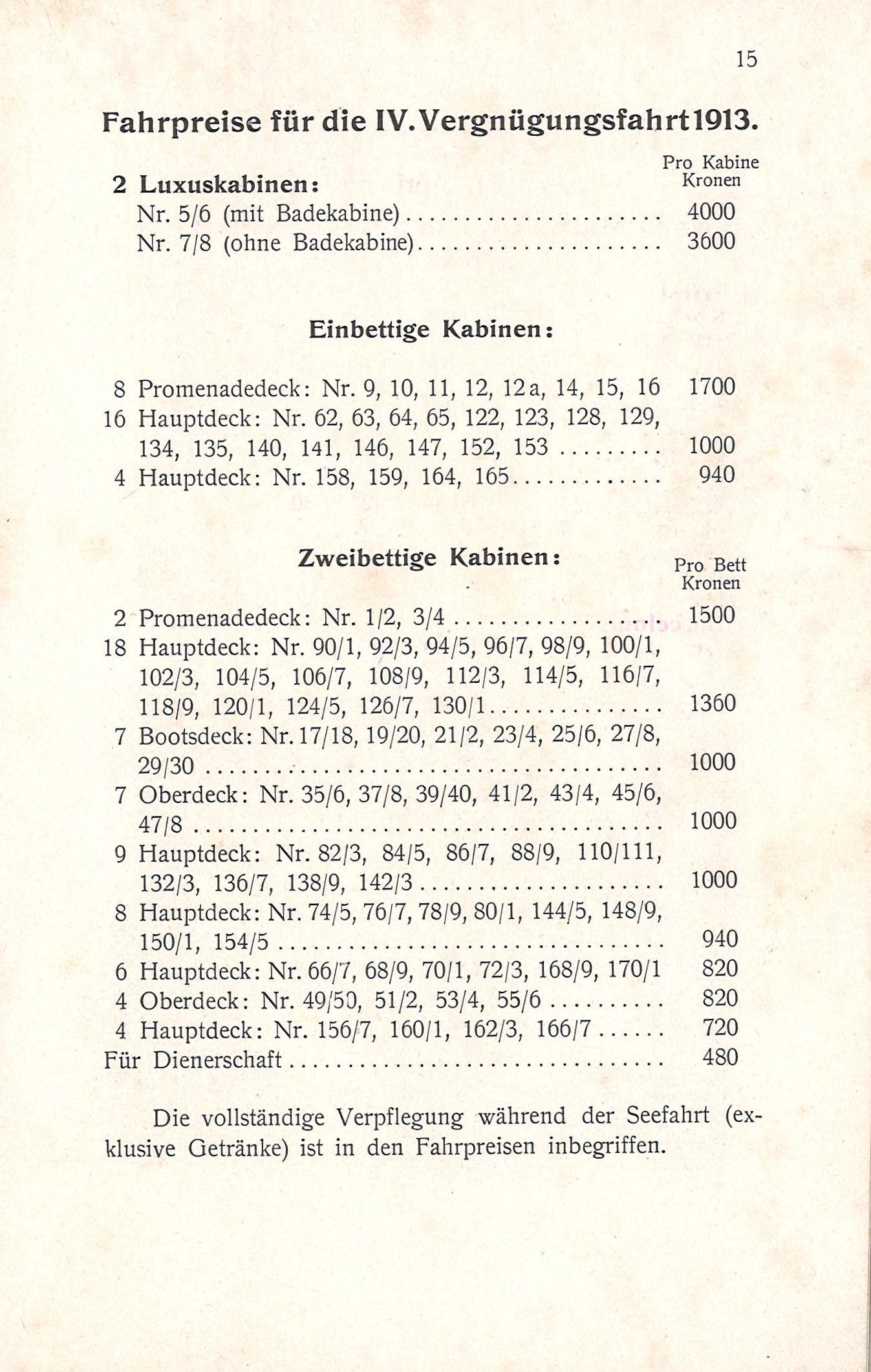 HISTORY - THALIA Austrias TRAUMSCHIFF of the BELLE ÉPOQUE