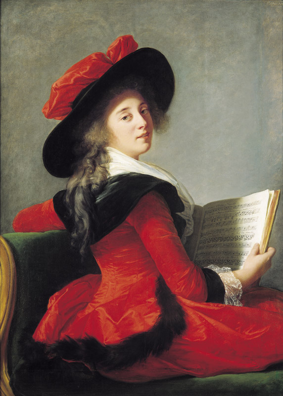 elisabeth vigee le brun This first retrospective devoted to the works of elisabeth louise vigée le brun presents an artist whose the exhibition Élisabeth louise vigée le brun.