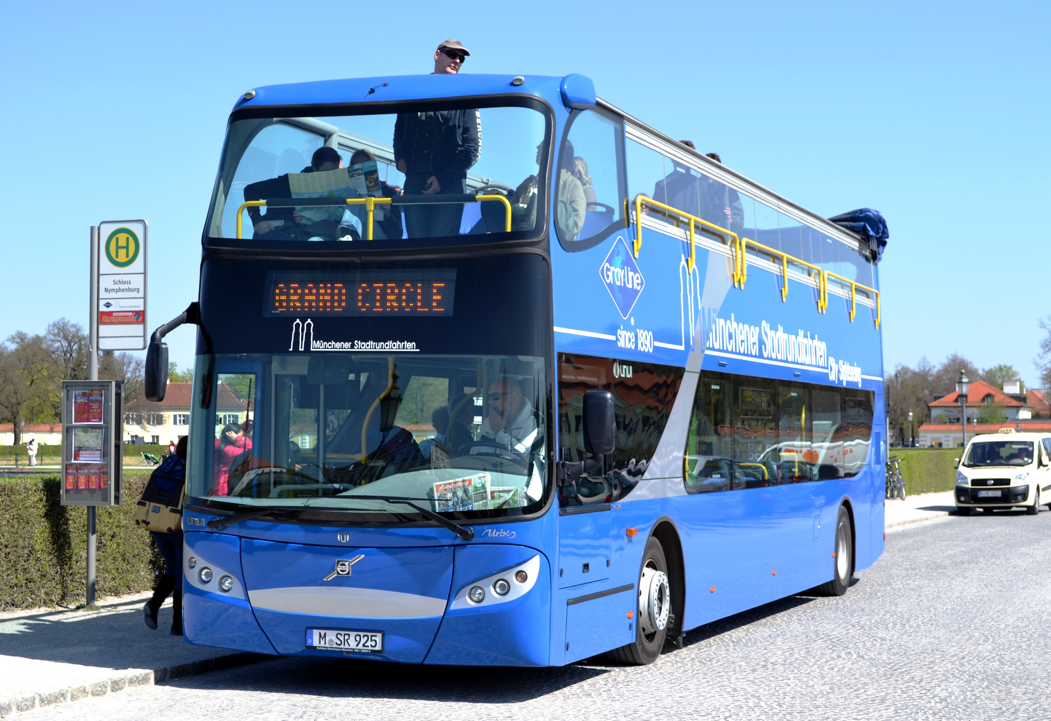 Berlin Sightseeing Bus Tour