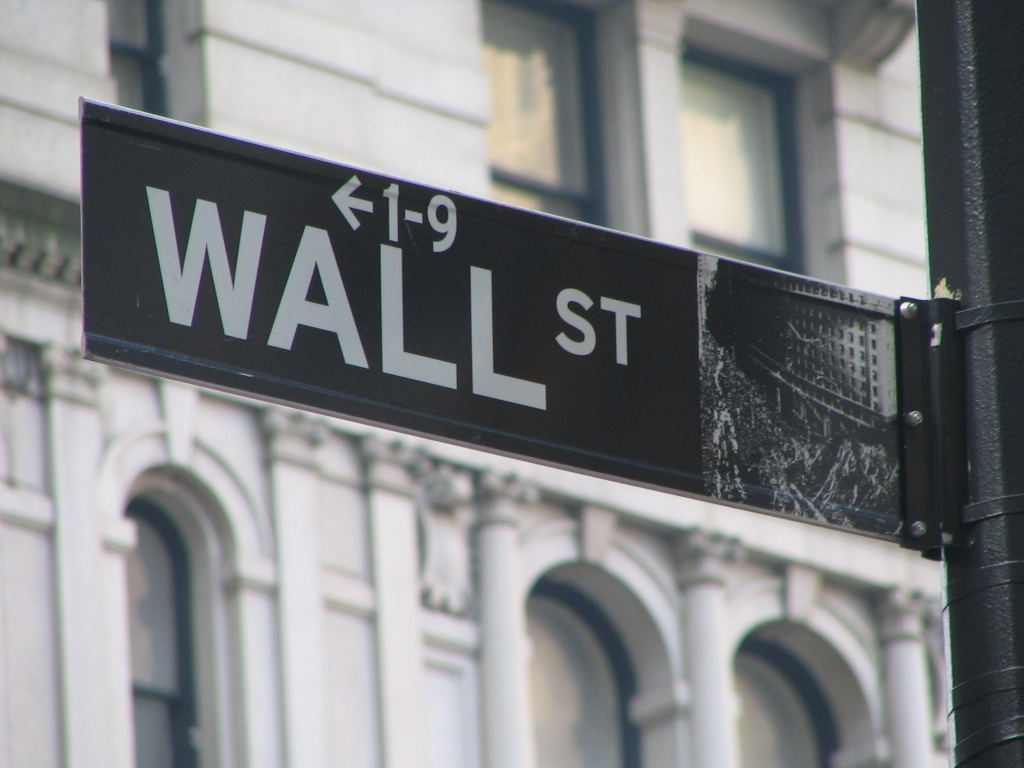 The End Of Wall Street?